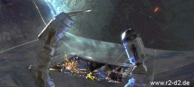 R2-D2 in Episodio I, in azione