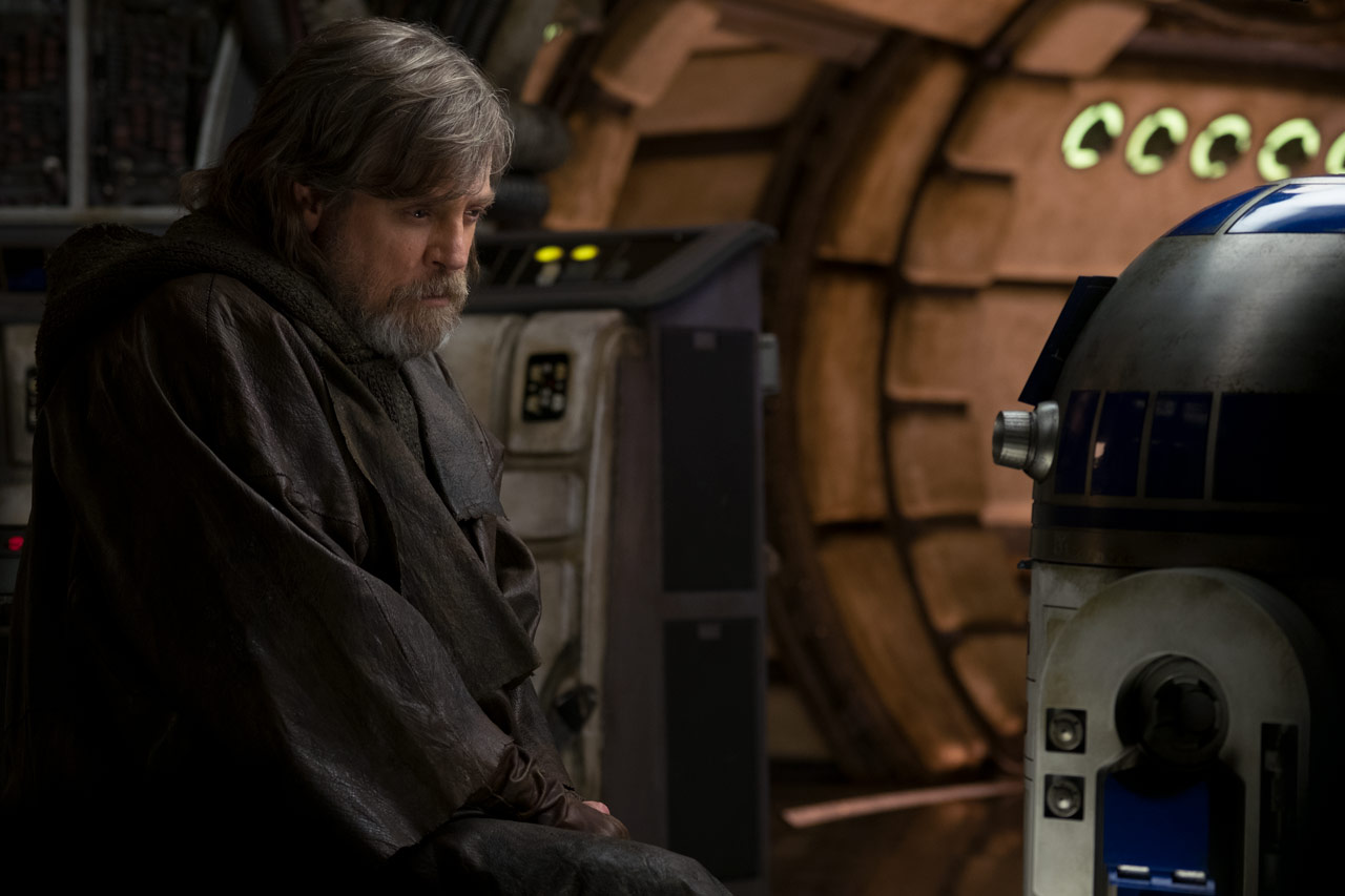 R2D2 in Episodio VIII