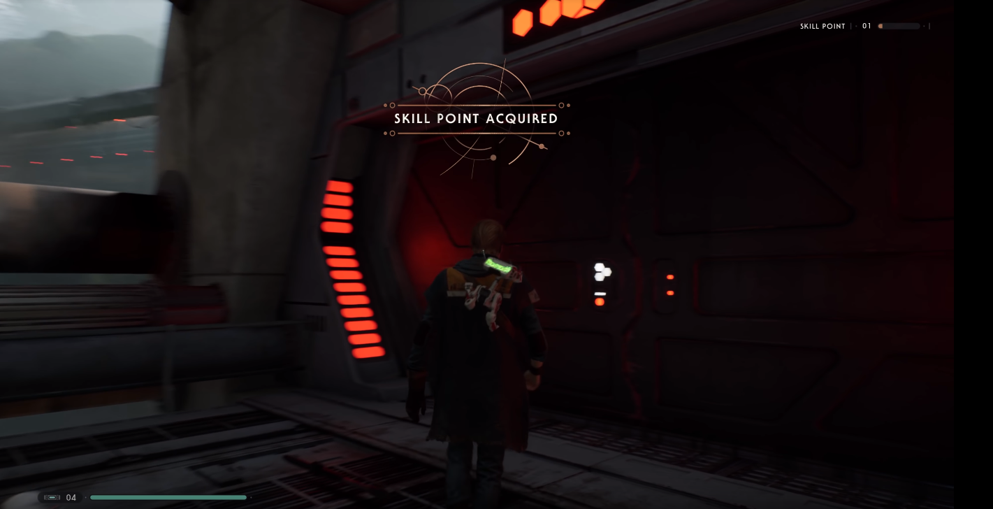 punti esperienza guadagnati jedi: fallen order gameplay