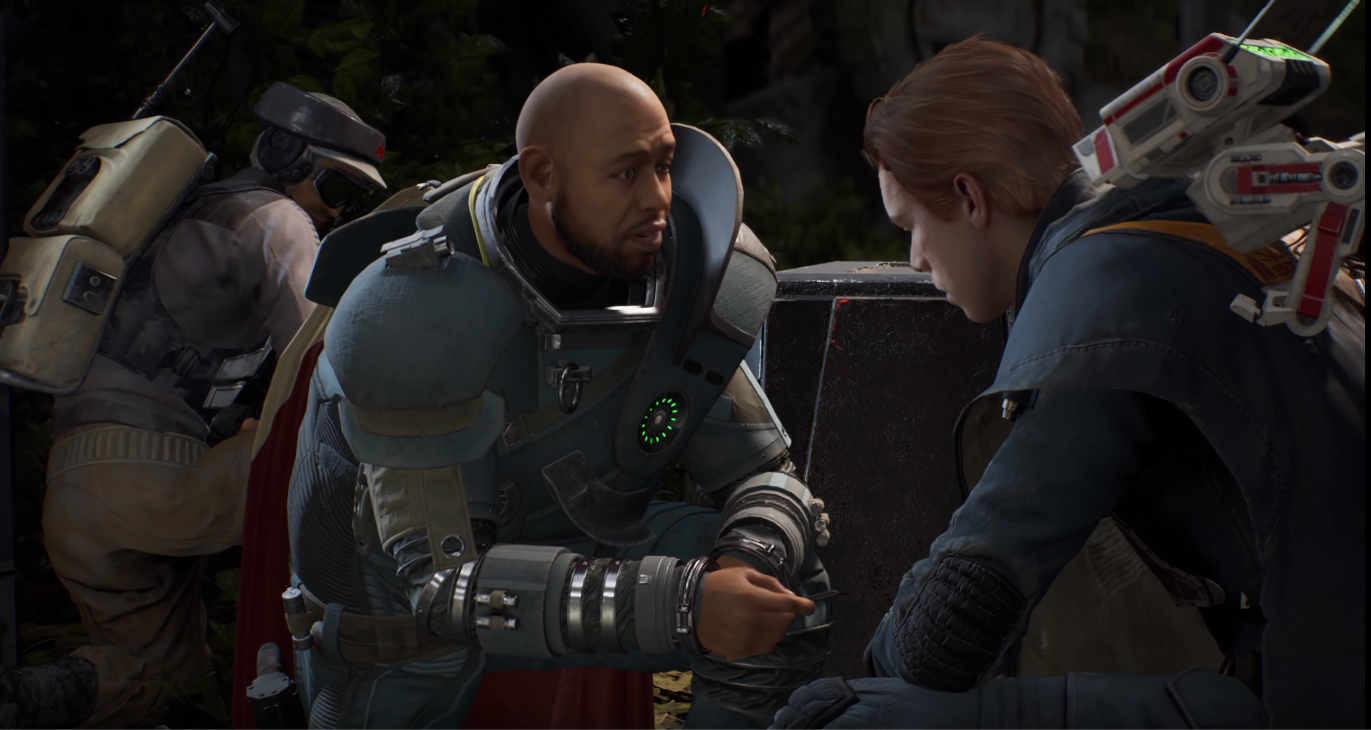 saw gerrera jedi: fallen order gameplay