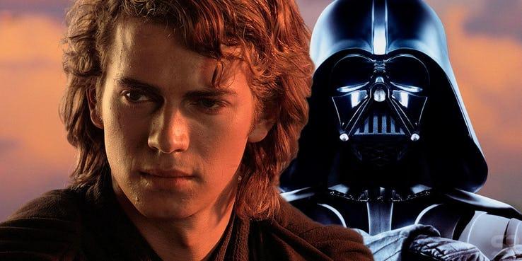 Il Prescelto di cui parla la profezia è Anakin Skywalker