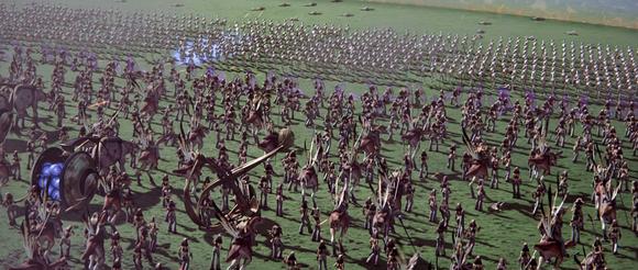 Palpatine, anzi, Darth Sidious, crea il blocco di Naboo per mandare in crisi la Repubblica