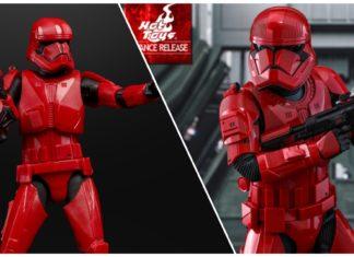 I Sith Trooper nelle prime immagini ufficiali