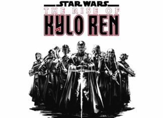 the rise of kylo ren fumetti di star wars
