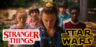 riferimenti a star wars in stranger things 3