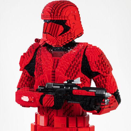 Il LEGO Sith Trooper