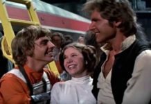 teoria blooper star wars episodio iv