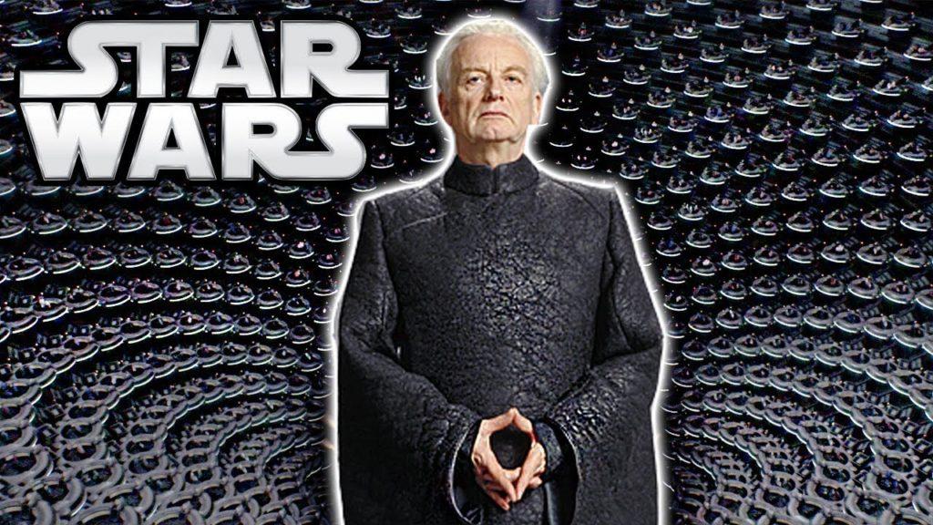 politica Palpatine e il Senato