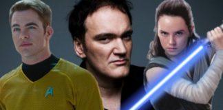 Tarantino, Rey e il capitano Kirk
