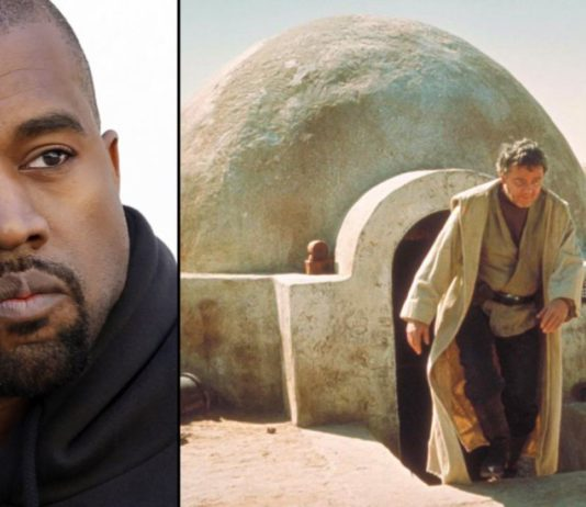 kanye west progetto di star wars