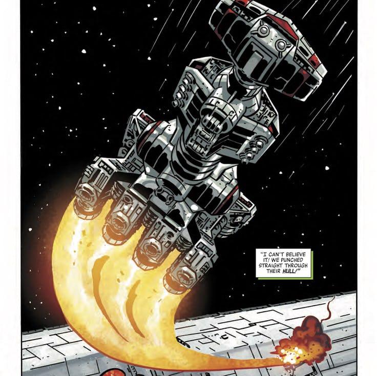 vignetta fumetto age of resistance manovra holdo