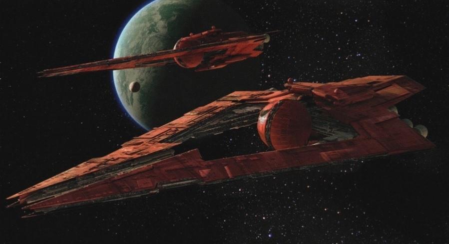 concept art flotta navi sith troopers
