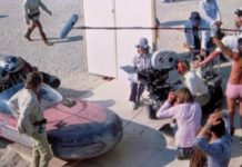Ken Nightingall, intervistato uomo con le mutande rosa di star wars