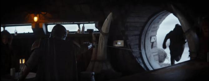 analisi del trailer di the mandalorian