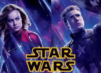 brie larson e chris evans in star wars