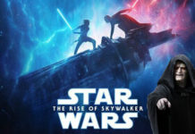 trailer poster star wars episodio ix