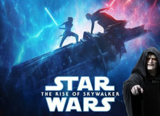 the rise of skywalker trailer poster star wars episodio ix