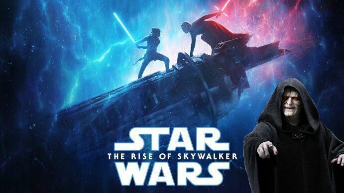trailer poster star wars episodio ix