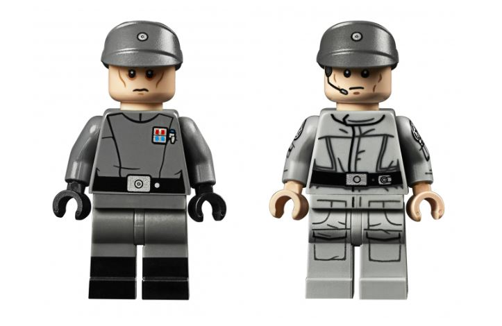 minifigure set lego star wars 2019
