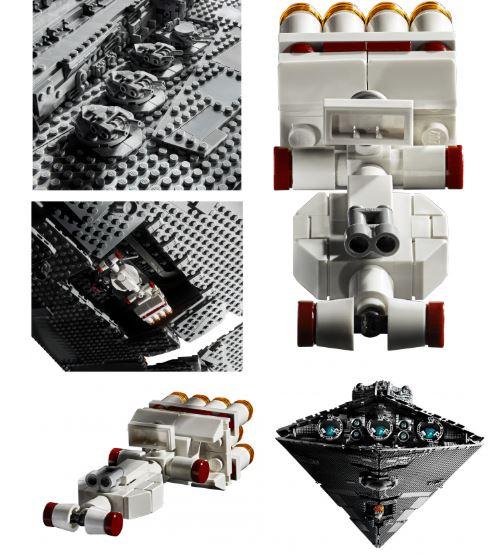 dettagli set lego star wars