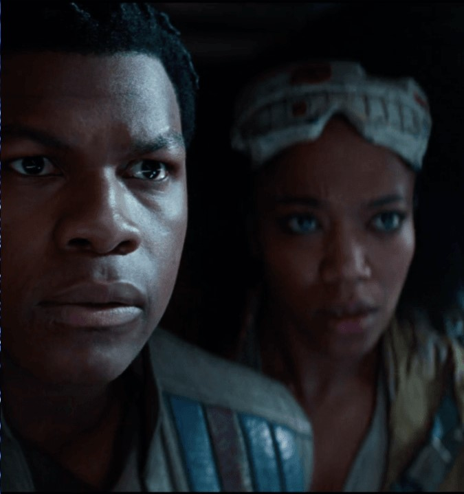personaggi finn jannah episodio ix rumors
