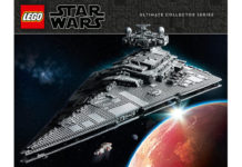il nuovo set lego star wars ucs imperial star destroyer