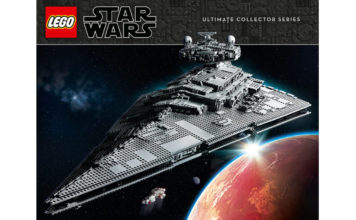 il nuovo set lego star wars ucs imperial star destroyer