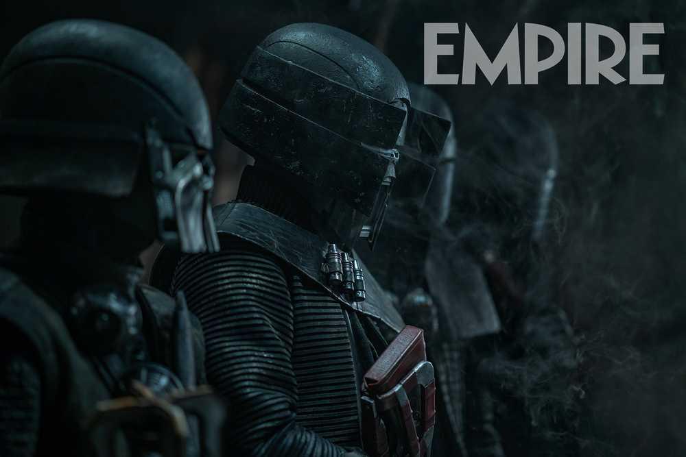 L'immagine dei Cavalieri di Ren di Empire