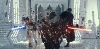trailer altare nel trailer di star wars episodio ix