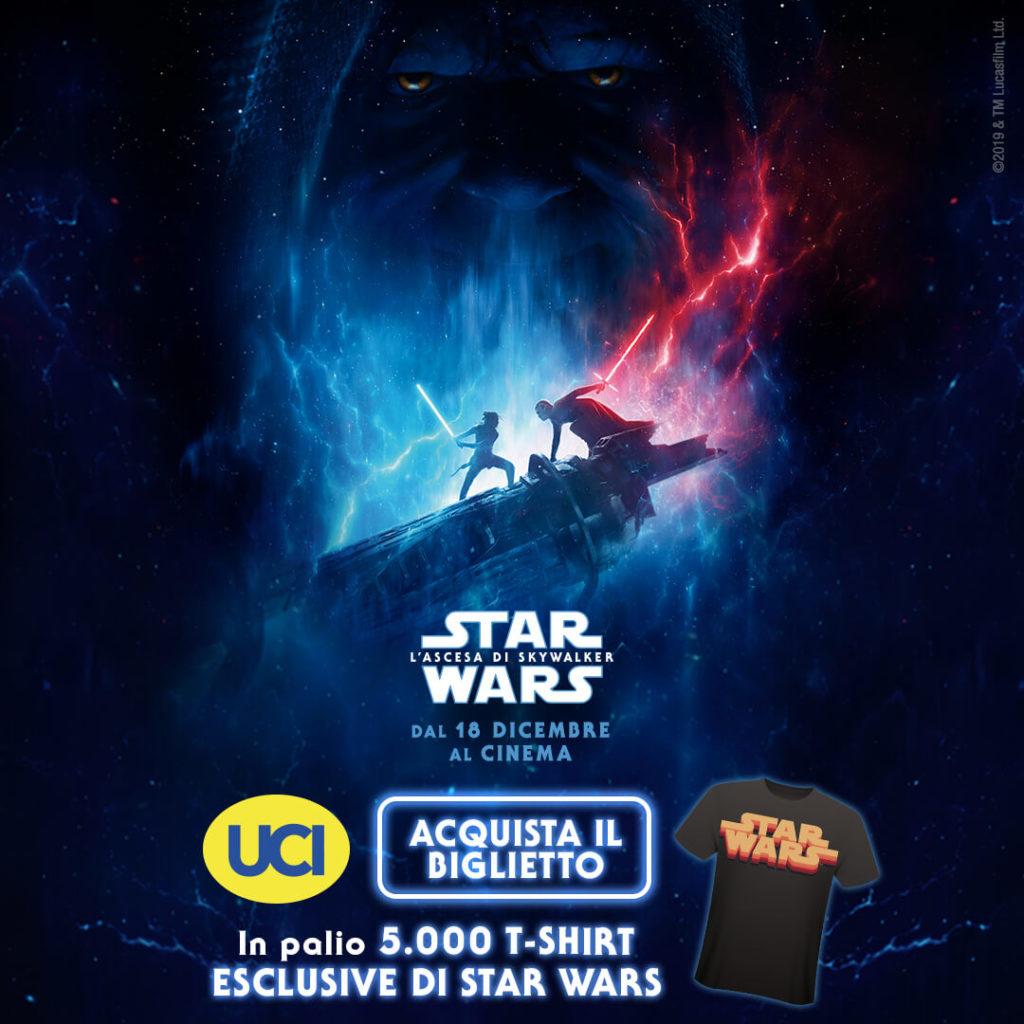 biglietto star wars episodio ix uci cinemas