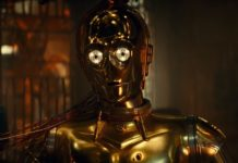 c-3po nel trailer di star wars episodio ix