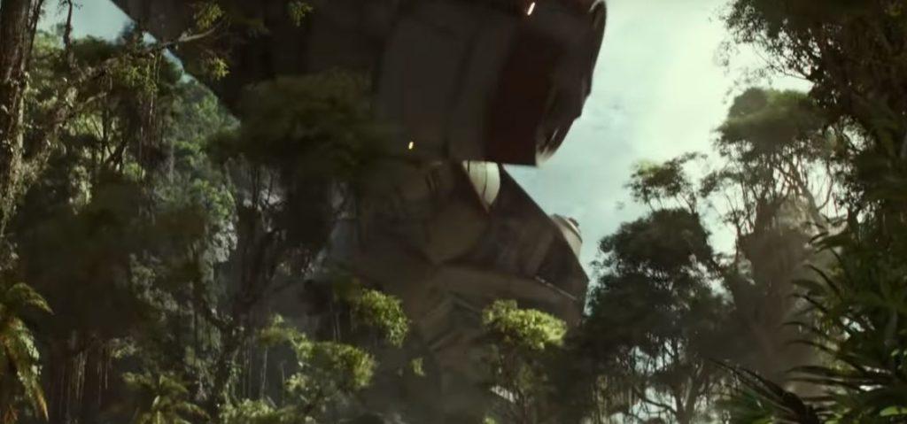 corvetta nel trailer di star wars episodio ix