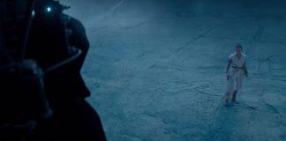 palpatine the rise of skywalker scena finale del trailer di episodio ix