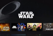 catalogo star wars disney+