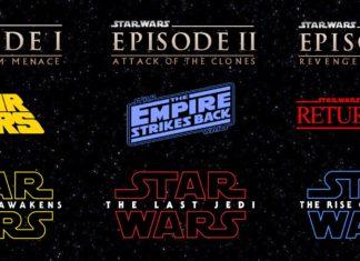 video di tutti i trailer della saga di star wars