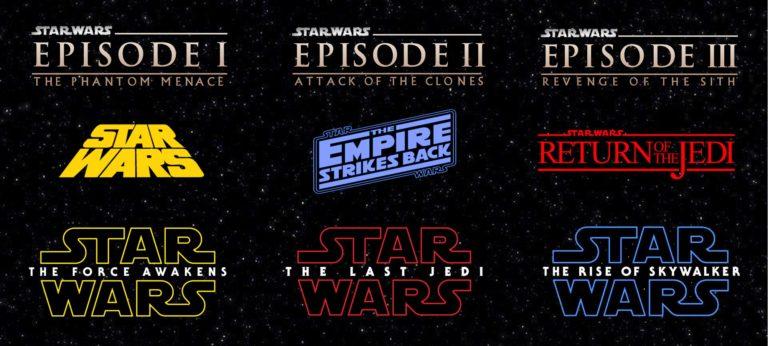 Star Wars: ecco lo splendido video che unisce i trailer di tutti gli episodi della saga!