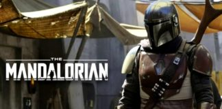 the mandalorian serie live action di star wars
