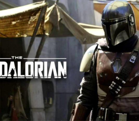 the mandalorian serie live action di star wars