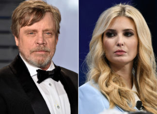 diatriba mark hamill ivanka trump