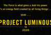 project luminous star wars la forza
