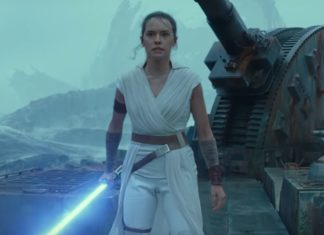 morte nera rey in star wars episodio ix