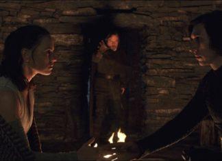 relazione tra rey e kylo ren in episodio ix