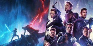 I poster di Avengers: Endgame e di Episodio IX