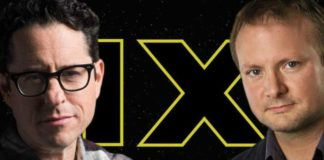 JJ Abrams e Rian Johnson