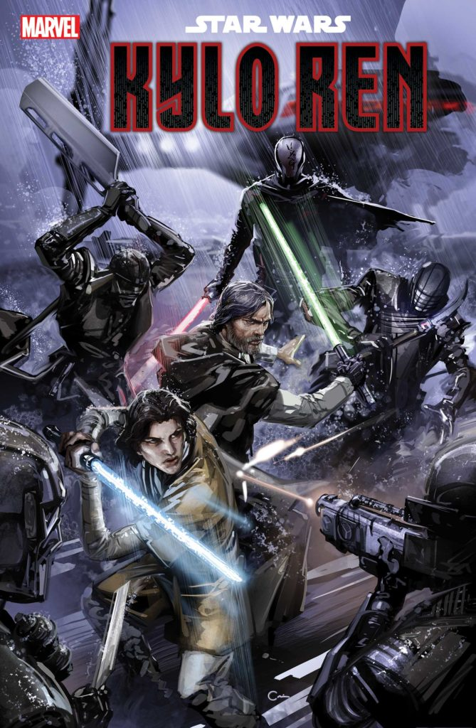 star wars the rise of kylo ren 2 cover