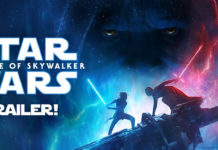 trailer star wars the rise of skywalker