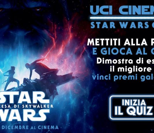 quiz uci cinemas su star wars episodio ix