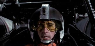 Wedge antilles in star wars episodio ix