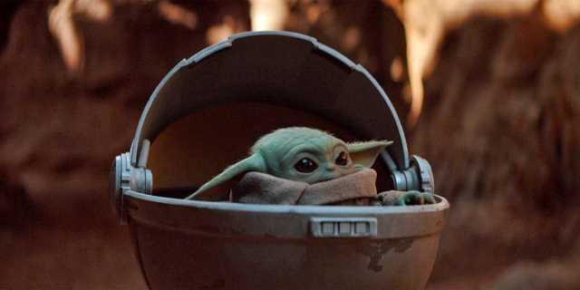 In The Mandalorian, uno dei protagonisti è un cucciolo della specie di Yoda.