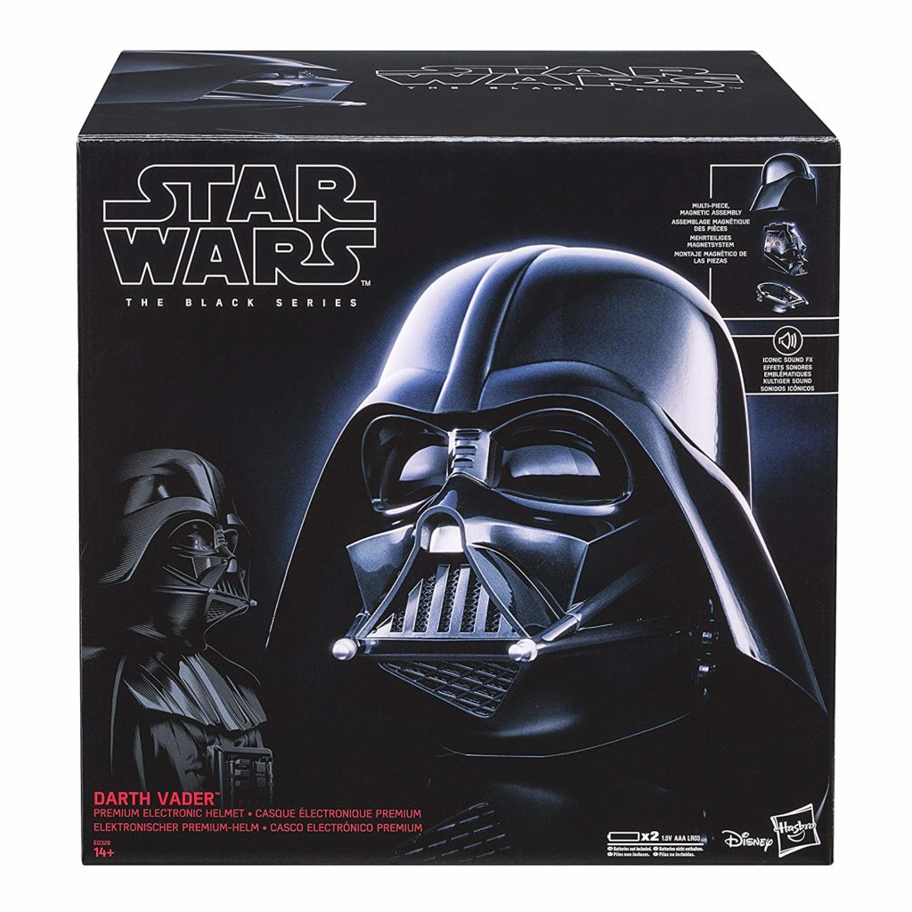 casco black series darth vader